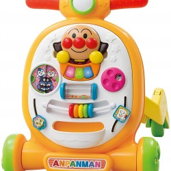 Pinocchio Anpanman Ride! Press and Walker 8M+ **Self pick by cash $869**