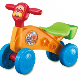 Pinocchio Anpanman Four Wheels Bike (1.5Y~5Y) **Self pick by cash $299**