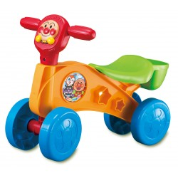 Anpanman Four Wheels Bike (1.5Y~5Y)