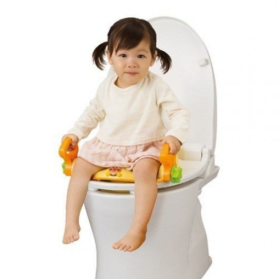 Anpanman 2ways Training Potty seat 1.5Y+