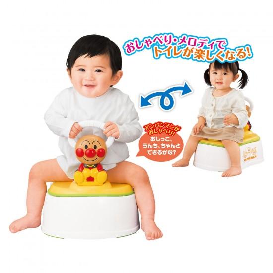 Pinocchio Anpanman 6WAY Toilet Seat 6M+