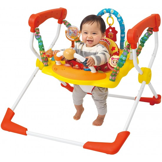 Pinocchio Anpanman Baby Jumper 3M+ **Self pick by cash $1598**