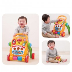 Pinocchio Anpanman Baby Walker 8M+ **Self pick by cash $499**