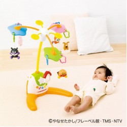 PINOCCHIO Anpanman 8 in 1 Rotating Musical mobile ** SELF PICK BY CASH $605**