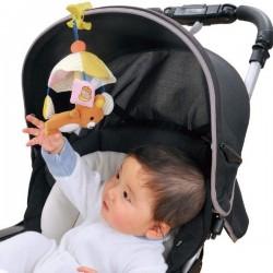 Rilakkuma Stroller Toy 2M+