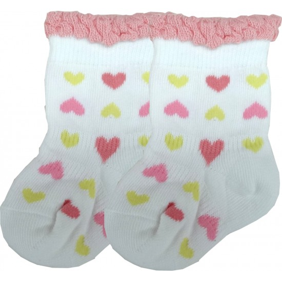 Baby Story Newborn Baby Socks 7-9cm