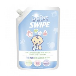 Baby Swipe The Concentrate Milk Bottle and Fruit Cleanser Refill 1000ml