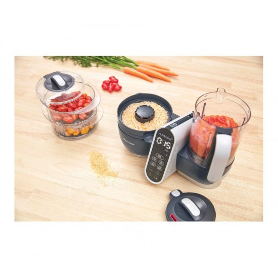 Babymoov Nutribaby(+) XL Food Steamer and Blender Copper/Navy**Self pick by cash $1440**