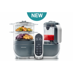 Babymoov Nutribaby+ Food Steamer and Blender **Self pick by cash $1240**