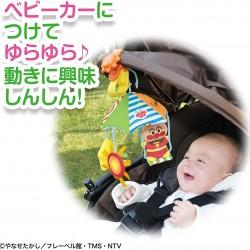 Anpanman Stroller Soft Toy 0M+