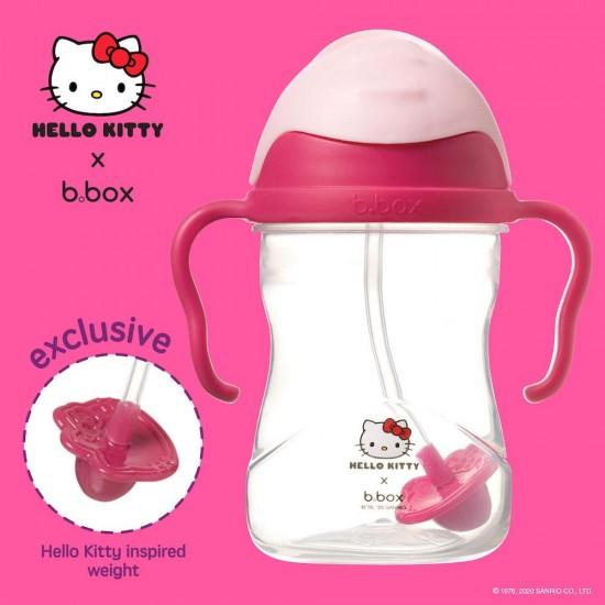 b.box Sippy Cup (Hello Kitty) 240ml 6M+