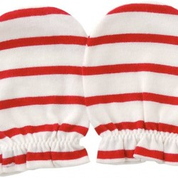 Bon Chou Chou Japan Baby Cotton Gloves 0-6M