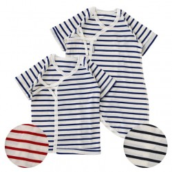 Bon Chou Chou Japan Newborn Undershirt 2 Pcs Set
