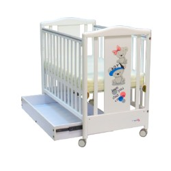 C-MAX Baby Cot 1802-Drawer AUTHORIZED GOODS