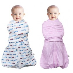 ClevaMama 3 in 1 Swaddle Sleep Bag 0-3M