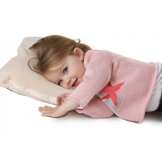 ClevaMama Pillow Blanket 120 x 100cm 12M+