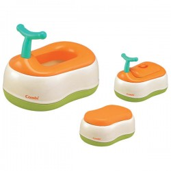 Combi Baby Label Toilet Training Set 6M+