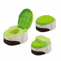 Combi Baby Label Step Up Potty 1Y+