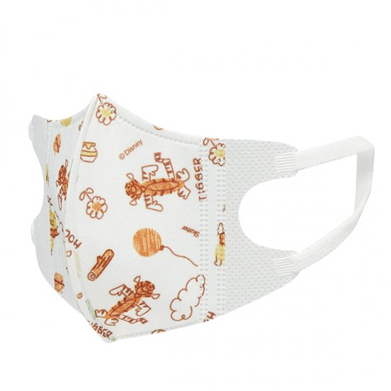 Winnie the Pooh 3D mask for children (20 pieces)