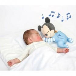 Tomy Disney Sleep Together Sleeping Baby Mickey With Sound
