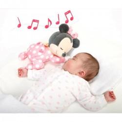 Takara Tomy Disney Sleep Together Sleeping Baby Minnie With Sound