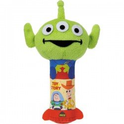 Tomy Soft Rattle Toy Story 0M+