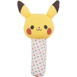 Pokemon Soft Rattle 3M+