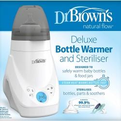 Dr. Brown's Deluxe Bottle Warmer & Steriliser **Self pick by cash $385**