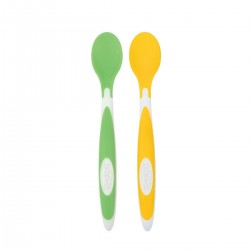 Dr. Brown's Soft-Tip Spoons 4M+ (2pcs)