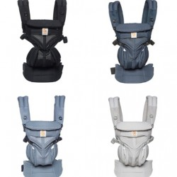 Ergobaby Omni 360 Cool Air Mesh Baby Carrier 0-48M
