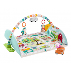 Fisher Price Fisher-Price Activity City Gym to Jumbo Play Mat 0+ **Self pick by cash $509**