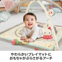 Fisher Price Hello Kitty Baby Musical Deluxe Gym 0 Months **Self pick by cash $609**