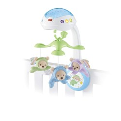 Fisher-Price Butterfly Dreams 3-in-1 Projection Mobile (CDN41)