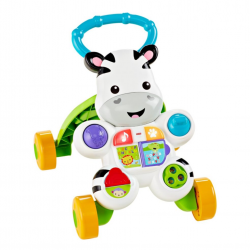 Fisher-Price Learn with Me Zebra Walker (DKH80) 6M+ **Self pick by cash $360**