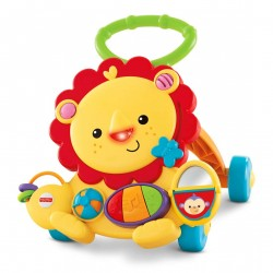 Fisher-Price Musical Lion Walker (Y9854) 6M+ **Self pick by cash $360**