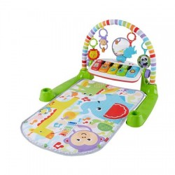 Fisher-Price® Deluxe Kick & Play Piano Gym (FGG45)