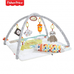 Fisher-Price® Perfect Sense™ Deluxe Gym ( FXC37 )