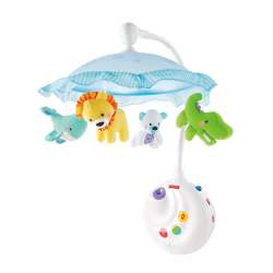 Fisher-Price Precious Planet 2-in-1 Projection Mobile (N8849) 0M+