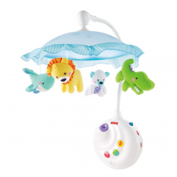 Fisher-Price® Precious Planet™ 2-in1 Projection Mobile (N8849)
