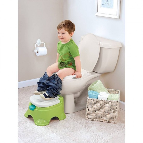 Fisher-Price Royal Stepstool Potty 18M~5Y