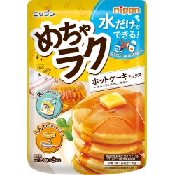 Nippn Easy To Mix Hot Fragrant Cake With Cake Powder 150g