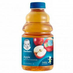 Gerber 100% Apple Juice 946ml 12M+