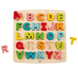 Hape Chunky Alphabet Puzzle 3Y+