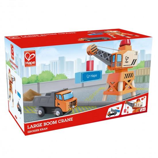 Hape Large Room Crane 3Y+