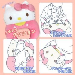 Hello Kitty Multi Cushion PREGNANCY NURSING PILLOW
