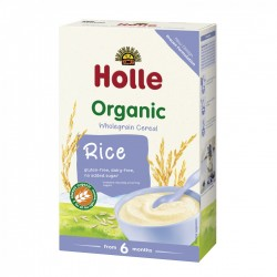 Holle Organic Wholegrain Cereal 250g 6M+