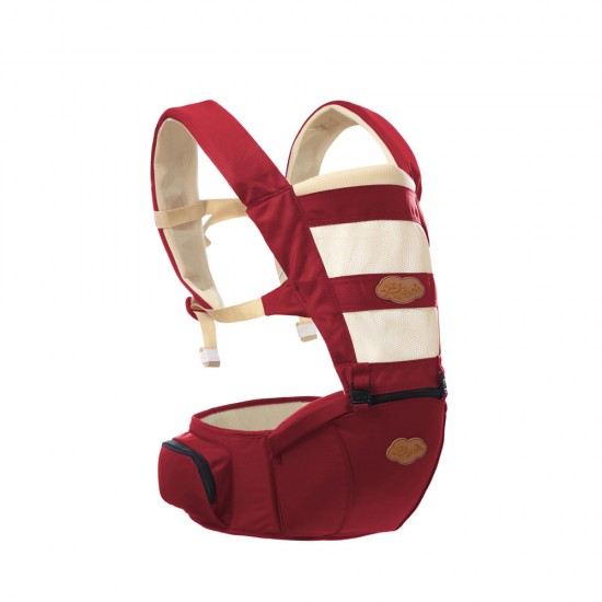 ISEE 2 in 1 Full Mesh Breathable Baby Carrier