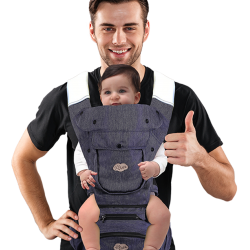 ISEE Amigo360, 10 in 1 Hipseat Baby  Carrier