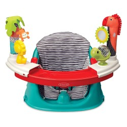 infantino Grow With Me Discovery Seat and Booster 4M+