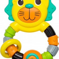 infantino Lion Teether 3M+